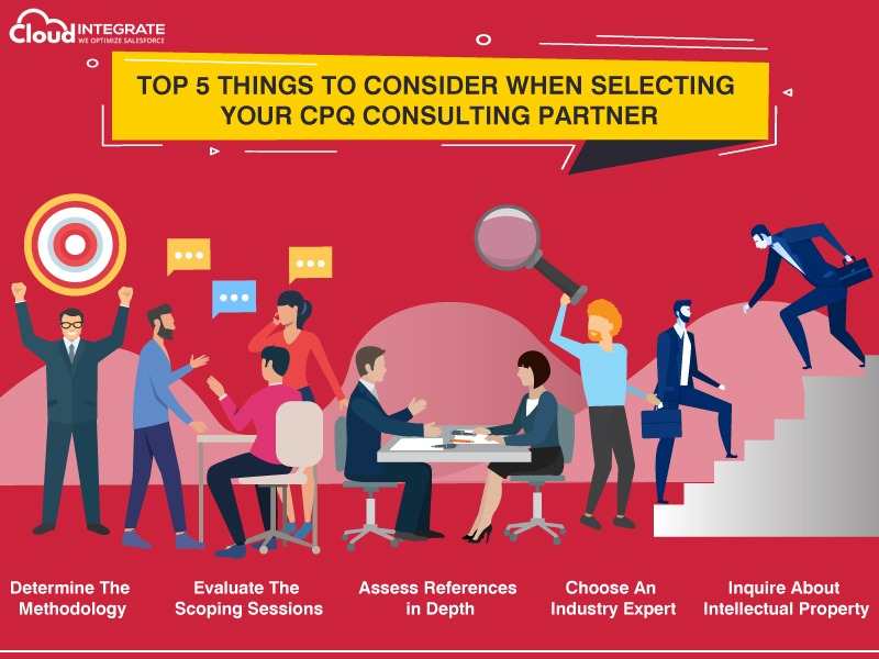 How to select your CPQ implementation partner